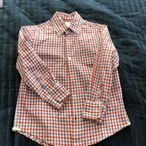 Crewcuts button down. Worn once!
